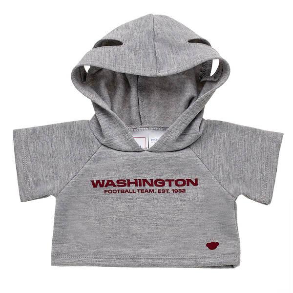 Washington Football Team Hoodie - Build-A-Bear Workshop®