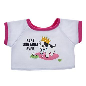 "Online Exclusive ""Best Dog Mom Ever"" T-Shirt, , hi-res"