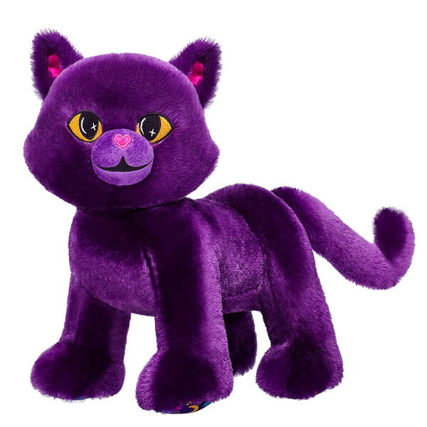 Purple Moon Kitty - Build-A-Bear Workshop®