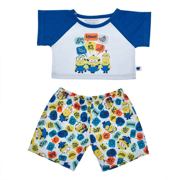 Minion Pajamas - Build-A-Bear Workshop®