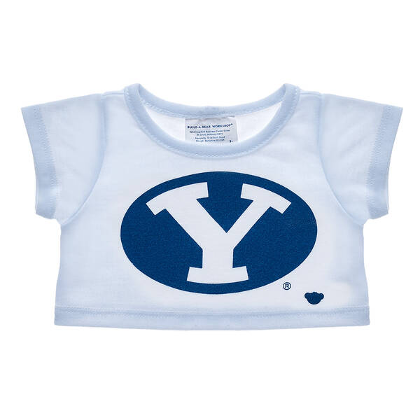 Go Cougars! Show your school spirit by dressing your furry friend in this bear-sized Brigham Young University tee.