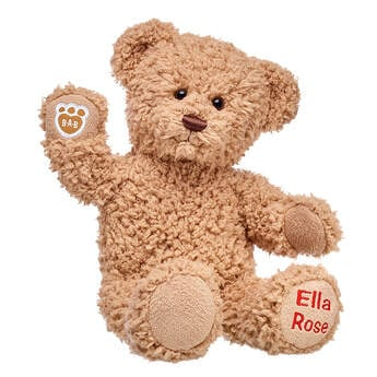 Online Exclusive Personalized Timeless Teddy - Build-A-Bear Workshop®
