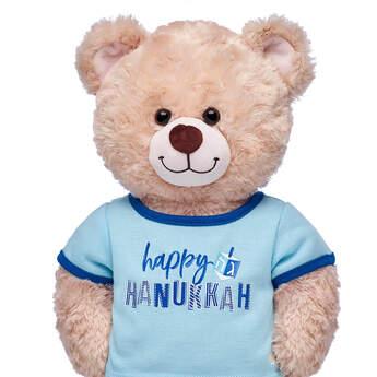 Happy Hanukkah T-Shirt - Build-A-Bear Workshop®