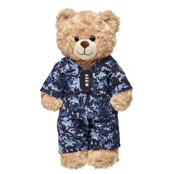 Navy Digital Camo Outfit 3 pc., , hi-res