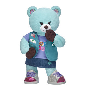 Thin Mints® Cookie Bear Junior Gift Set, , hi-res