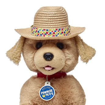 Promise Pets™ Straw Hat, , hi-res