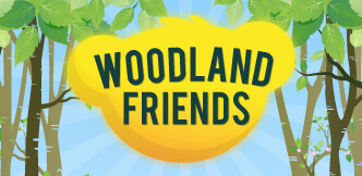 Woodland Friends Collection - Build-A-Bear® (click this image to shop Woodland Friends Collection)