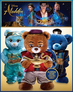 86aaaddce Disney's Aladdin™ - Build-A-Bear® (click this image to shop