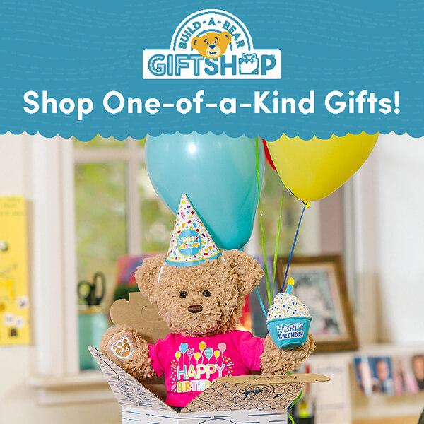 Shop, Explore and Play at Build-A-Bear®
