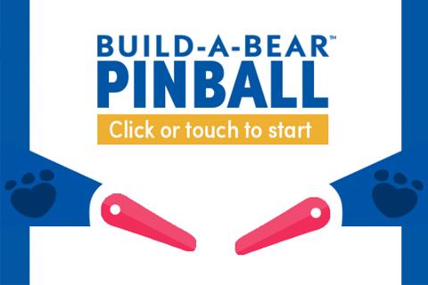 Build-A-Bear Pinball