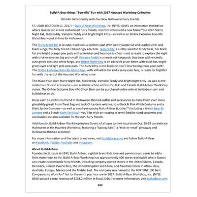 Press release thumbnail