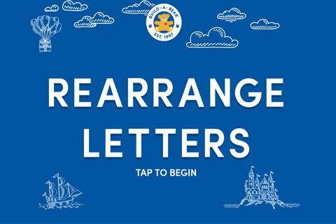 Letter Rearrange