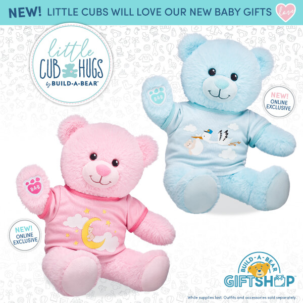 New Baby Bear Gifts