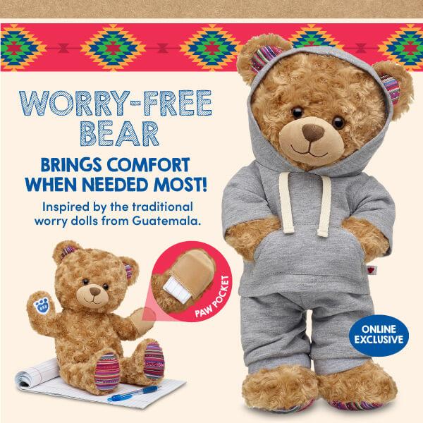 Worry-Free Bear