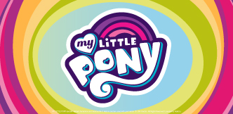 My Little Pony logo as of 2017