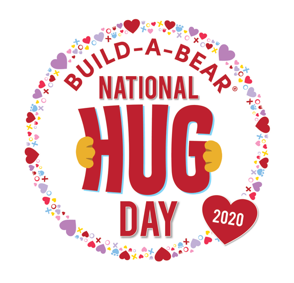 Celebrate National Hug Day with Build-A-Bear Workshop