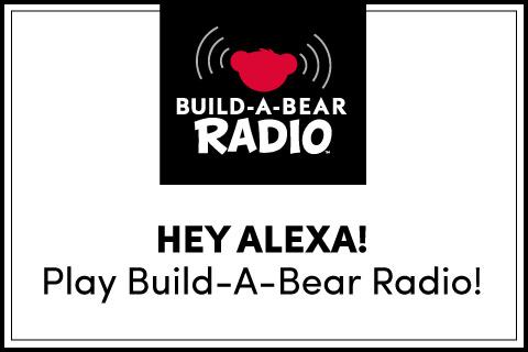 Build-A-Bear Radio Logo - Alexa, play Build-A-Bear Radio