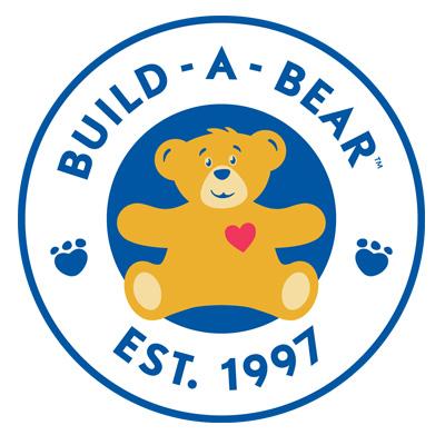 BUILD-A-BEAR EST. 1997 logo