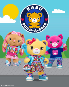KABU - Build-A-Bear® (click this image to shop KABU Collections)