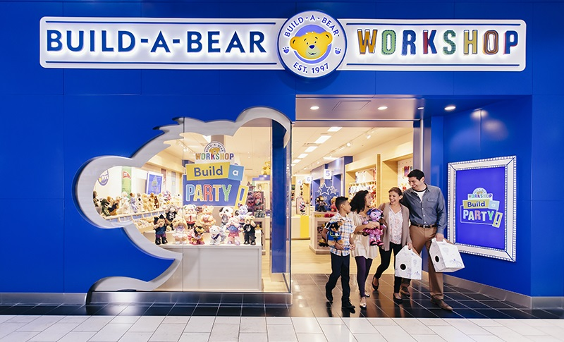 Build-A-Bear Workshop - Enchant Christmas, St. Petersburg, FL