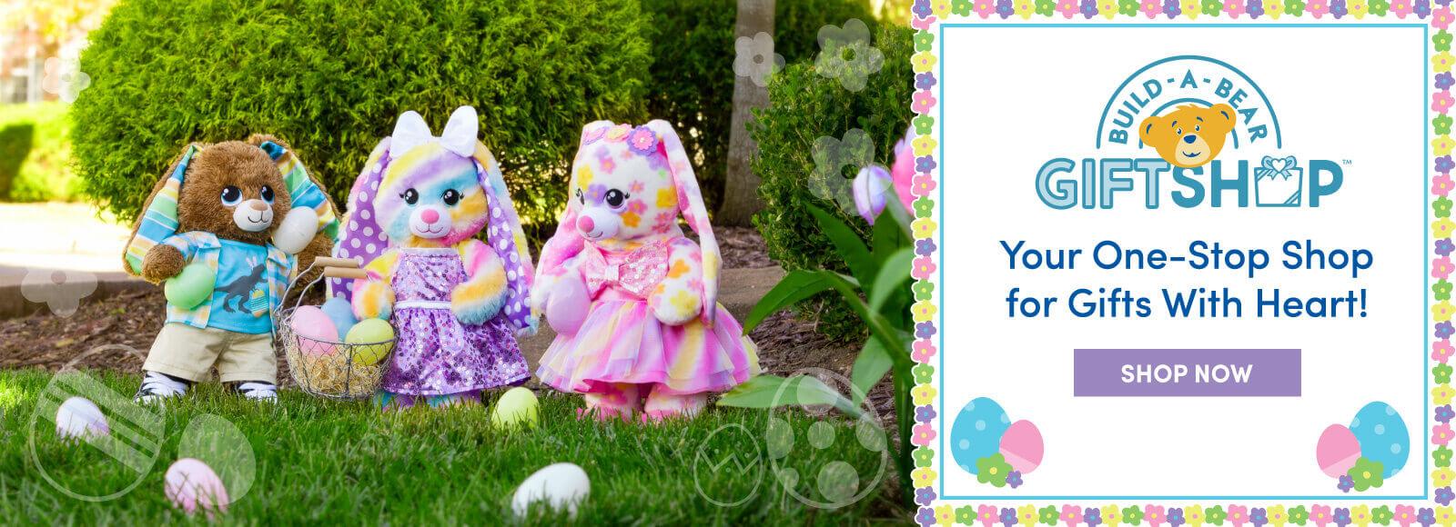 Shop Build-A-Bear Workshop for Easter gifts