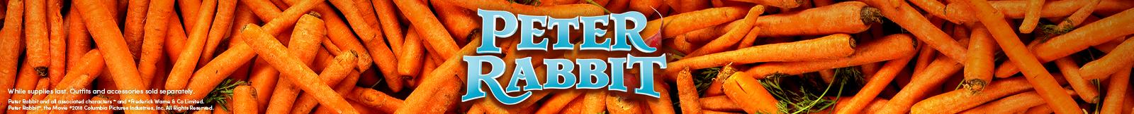 Peter Rabbit Stuffed Animals